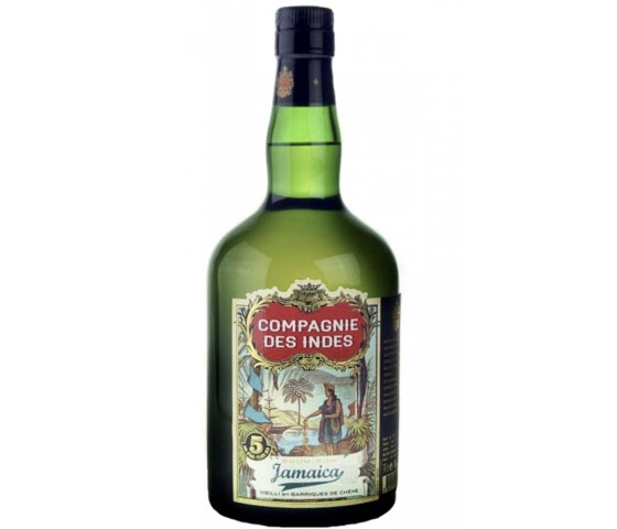Compagnie des Indes Jamaica 5 Years Old - Blend