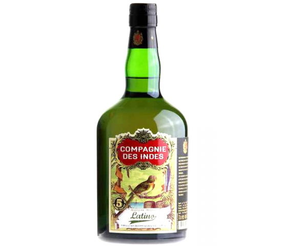 Compagnie Des Indes Latino 5 Years Old - Blend
