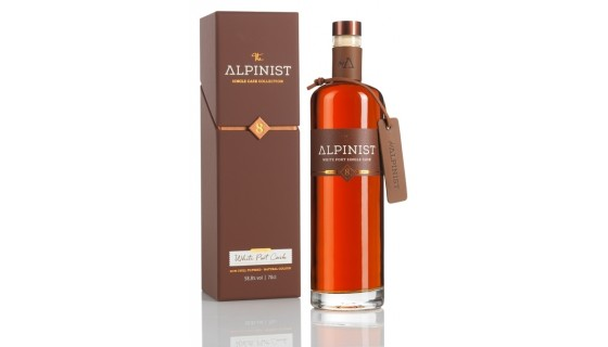 The Alpinist White Port Cask