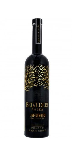 Belvedere Intense Unfiltered   175cl
