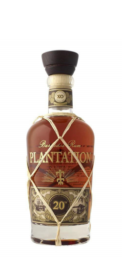 Plantation Barbados XO Extra Old 20th anniversary 70CL