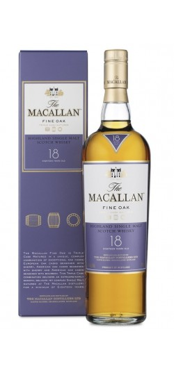 The Macallan Fine Oak 18Y