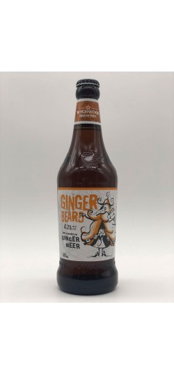 Ginger Beard 50cl