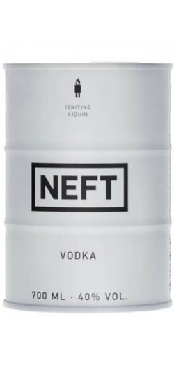 Neft White Barrel