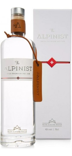 The Alpinist Swiss Dry Gin