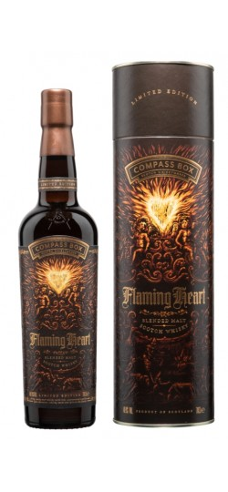 Flaming Heart Whisky