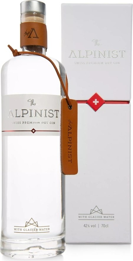 The Alpinist Dry Gin